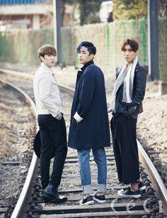 2015.04, CeCi, F.T. Island, FT Island, Minhwan, Jaejin, Jonghoon