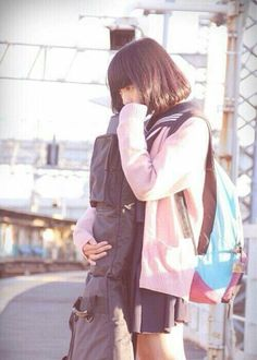 Find images and videos about girl, cute and kawaii on We Heart It - the app to get lost in what you love. School Uniform Fashion, School Uniform Girls, Girls Uniforms, Ulzzang Short Hair, Ulzzang Korean Girl, Aesthetic Japan, Japanese School Uniform, Cool Poses, Japan Girl