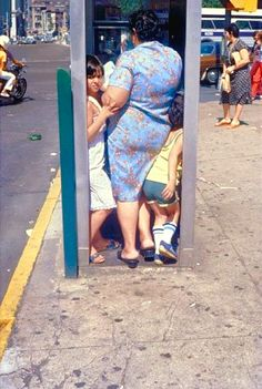 """Helen Levitt's genius as a photographer lies precisely in the moments she """"found"""" in the city."""