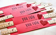We'll be starting a measurement unit right after Valentine's Day so this may be a nice idea to use. That way I'll know for sure that they all have a ruler at home to use. :) pinned by Jodi from the Clutter-Free Classroom www.CFClassroom.com