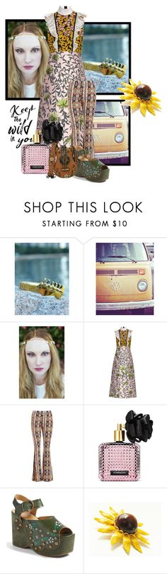 """Keep The Wild In You!"" by the-house-of-kasin ❤ liked on Polyvore featuring MDKN, Beauxoxo, Giambattista Valli, Sans Souci, Victoria's Secret, Marc Jacobs, Mary Frances Accessories and vintage"