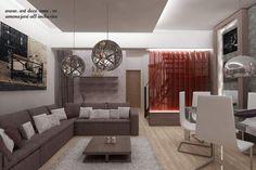 O camera de zi cu un decor superb! Culorile se imbina perfect! Design+interior+duplex+la+cheie+-+Brasov. Art Deco Zone - Amenajari Bucuresti. www.artdecozone.ro, #amenajariinterioare, #decorculoricalde Art Deco, Design Interior, Couch, Furniture, Home Decor, Settee, Decoration Home, Sofa, Room Decor