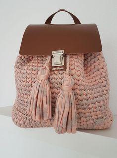 Tasche Rucksack Mädchenrucksack Beutel Designerstück EINZELSTÜCK NEU in Kleidung & Accessoires, Damentaschen | eBay!