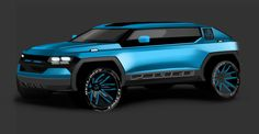 Transportation design, industrial design, engineering, aircraft and space industry, etc. Bronco Concept, Concept Cars, Army Vehicles, Armored Vehicles, Fancy Cars, Cool Cars, Car Design Sketch, Car Sketch, Honda Scrambler