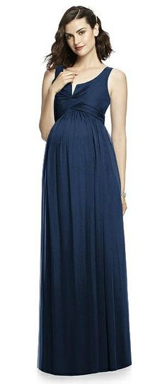 Maternity Bridesmaid Dresses : The Dessy Group