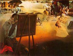 Salvador Dali - Impressions of Africa 1938