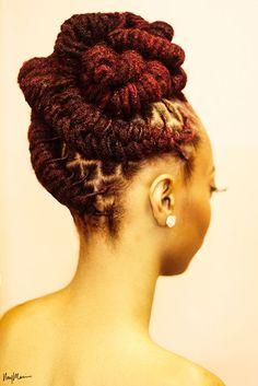 killamobetta: Photo featured in Taji Magazine =.)Photographer: iamnaymarieHair Stylist: Nessa (@live_n_loc on ig)Model/MUA: (@killadoesthat on ig, Keisha Charmaine on YT):