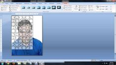 How To Create Jigsaw Puzzles In Microsoft Word, Powerpoint Or Publisher :  Tech Niche intended for Jigsaw Puzzle Template For Word