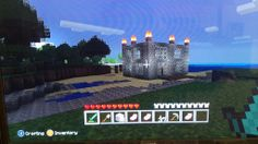 minecraft house ideas xbox 360 | Minecraft House Designs Xbox 360