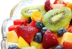 Salade de fruits #recette #collations #sante