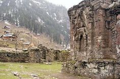 HinduTemplesinPakistan -Dedicated to Saraswati, the Goddess of learning, Sharda Devi Temple is located in Neelum valley just across the Line of Control (LoC) inPakistan-occupied Kashmir (POK). In the past, it has been a site of a Buddhist University and Adi Shankara is also known to have visited the Temple during his travels across India.