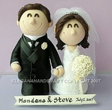 Personalised cake topper idea :-)