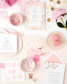 The Top Trends in Wedding Stationery