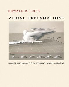 Edward R. Tufte, Visual Explanations: Images and Quantities, Evidence and Narrative.