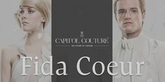 Celebrate the arrival of #CapitolCouture's FIDA COEUR, honoring President Snow's #OnePanem - http://www.capitolcouture.pn .