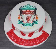 liverpool fc birthday cake - Google Search