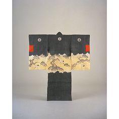 Miyamairi Kimono, Meiji Period, Kyoto National Museum