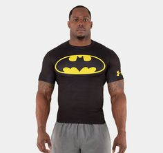 9bb6541f Men's Under Armour® Alter Ego Compression Shirt Graphic Shirts, Alter Ego,  Workout Gear