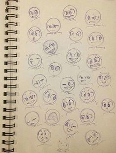 Read Expresiones Faciales II from the story Referencias Para Dibujos by jelly_jeongguks (I'm a Creep) with reads. Cartoon Art Styles, Cartoon Drawings, Cool Drawings, Drawing Poses, Drawing Tips, Drawing Ideas, Manga Drawing, Body Drawing, Art Reference Poses