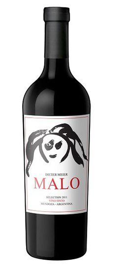 Malo 2011 de Dieter Meier - Logia Petit Verdot - Blog de vinos de Argentina