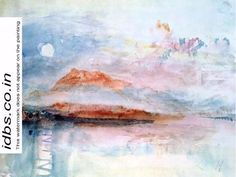 Righi, after 1830 by Joseph Mallord William Turner