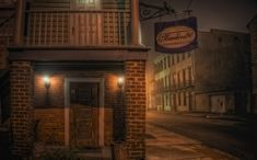Most Haunted, Haunted Places, Abandoned Places, Ghost City, Ghost Tour, Savannah Historic District, Huntington Beach California, Pub Crawl, Down South