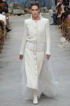 Chanel Fall Couture 2013