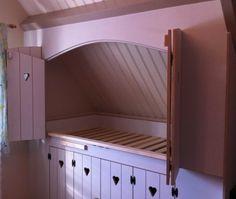 1000 images about kamer roos on pinterest met bed nook and van - Eenvoudig slaapkamer model ...
