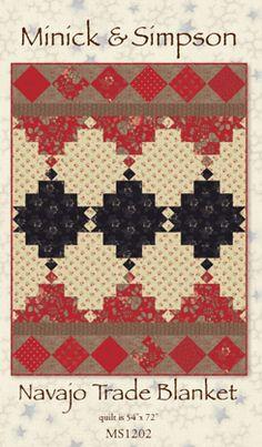 Tonga Citrus Mint Navajo Road Whirligig Designs Quilts