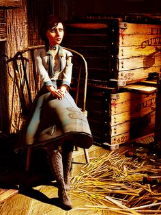 Bioshock Infinite - Elizabeth ~ Beautiful.