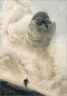The Folio Society's beautifully illustrated edition of Frank Herbert's best-selling science fiction book - Dune. Illustrated by award-winning artist Sam Weber. Rpg City, Dune Series, Dune Frank Herbert, Science Fiction Kunst, Dune Art, Concept Art World, The Dunes, Geek Art, Monsters