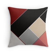 Brown grey abstract pattern . Patchwork