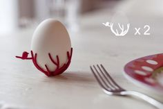 birdsnest eggcups duo by Gijs on Shapeways, the 3D printing marketplace