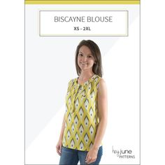 Biscayne Blouse $10
