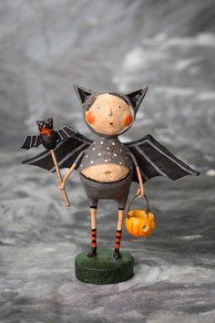 Lori Mitchell Halloween Figurines at TheHolidayBarn.com