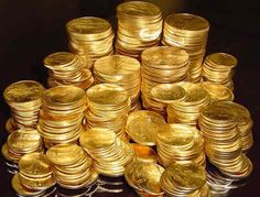 Gold flows effortlessly with abundance to me #GoldInvesting