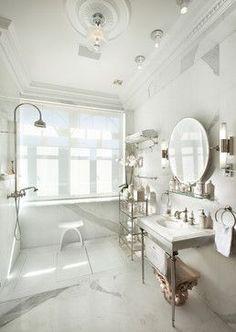 Looks like a luxurious bathroom to us