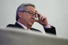 Luxembourg's Prime Minister Jean-Claude Juncker.