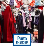 The Annual Clothing Purge is Here – By Kimberly Kauer, Purex Insider