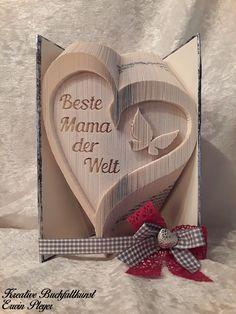 Dieses Herz mit Schmetterling ist sowohl zum Muttertag, als Geburtstagsgeschenk oder zum Valentinstag eine wunderbare Überraschung für Mama, Mutter oder Schwiegermutter.