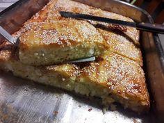 Τυρόπιτα με σιμιγδάλι Kai, Cheese Pies, Greek Recipes, Lasagna, French Toast, Sandwiches, Cooking, Breakfast, Ethnic Recipes
