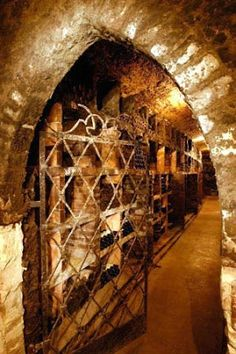 A Whole Lotta Love: wine cellar- House beautiful.