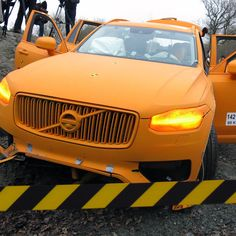Volvo's Vision 2020: The Road to Safety