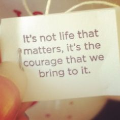Courage~.