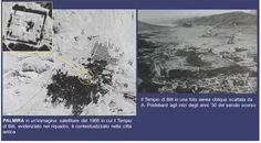 Anche il Cnr dà il suo impegno per Palmira, l'antica città siriana colpita dalla furia dell'Isis, con l'aiuto dell'aerofotografia e il telerilevamento satellitare