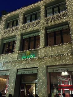 Palazzo luminoso Rolex, Milano