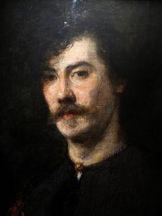 Henri Fantin-Latour, Portrait of Whistler