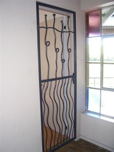 Gates, Divider, Steel, Beautiful, Classic, Room, Furniture, Home Decor, Bedroom