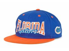 Florida Gators Top of the World NCAA Under Pressure Snapback Cap Hats