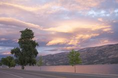 Peachland BC. Canada Lake Life, British Columbia, Past, Canada, Spaces, Sunset, Live, Winter, Outdoor
